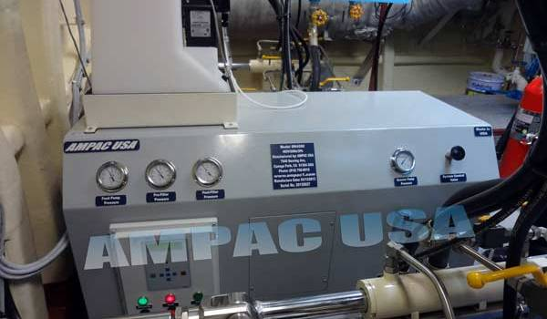 Military Grade Seawater Desalination Reverse Osmosis from Ampac USA