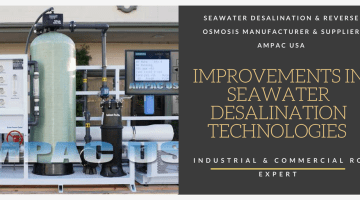Seawater Desalination & Reverse Osmosis Manufacturer & SupplierAmpac USA
