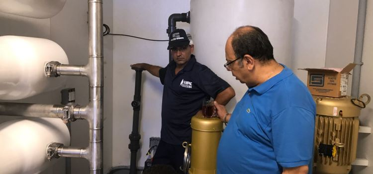 Latest Seawater Desalination Technique
