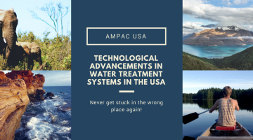 Technological Advancements in Water Treatment Systems in the USA
