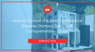 How to Choose the Best Commercial Reverse Osmosis System: A Comprehensive Guide