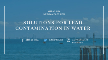 Solutions For Lead Contamination In Water
