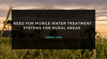 Need for Mobile Water Treatment Systems for Rural Areas