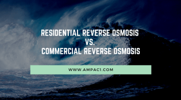 Residential Reverse Osmosis vs. Commercial Reverse Osmosis