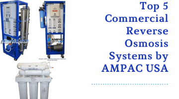 types of commercial reverse osmosis systems