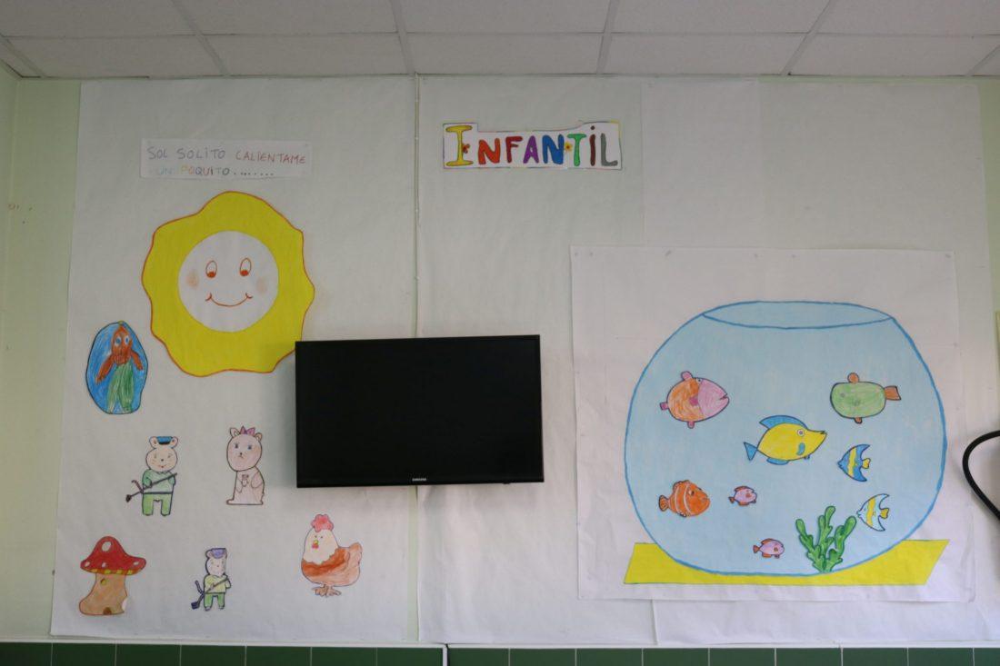 Panel de Infantil