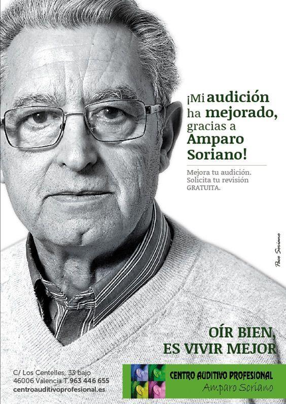 Francisco, cliente de Centro Auditivo Profesional Amparo Soriano