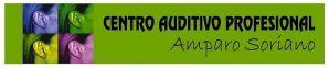 Cabecera Centro Auditivo Profesional Amparo Soriano