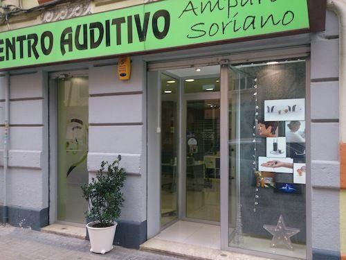 Escaparate Navidad 2013 Centro Auditivo Profesional Amparo Soriano