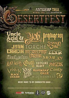desertfest 14 juni