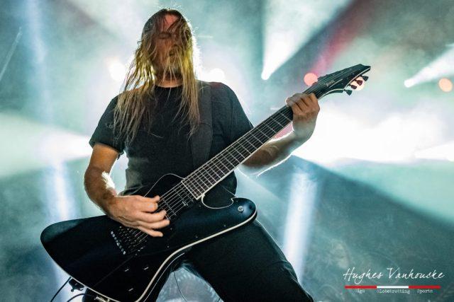 Frederik Thordendal - Meshuggah @ 013 - Tilburg - Nederland