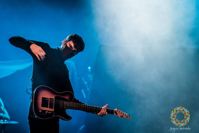 Jon Deiley - Northlane @ Trix - Antwerpen - BE