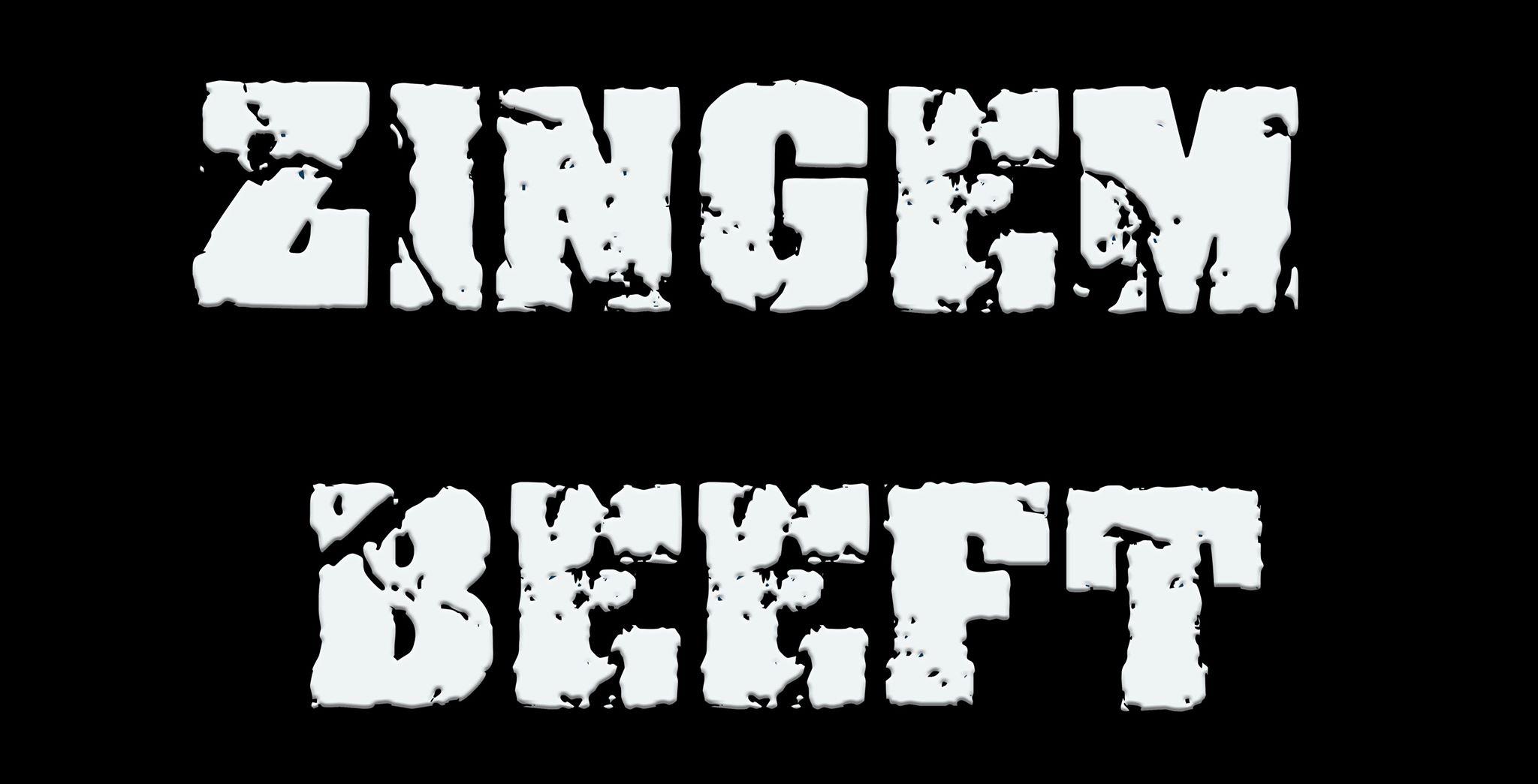 Affiche van Zingem Beeft compleet