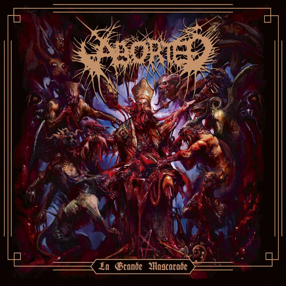 Aborted – La Grande Mascarade