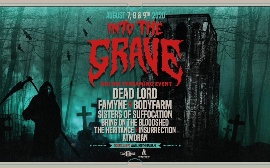 Into The Grave gaat digitaal