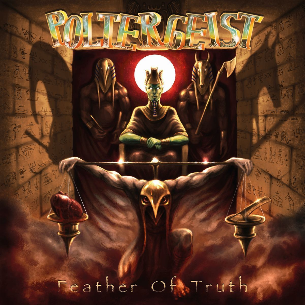 Poltergeist – Feather Of Truth