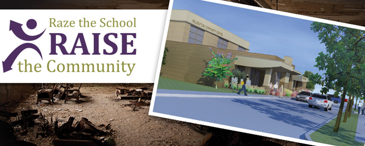 Fundraising Campaign for City of Arlington Community Center ...