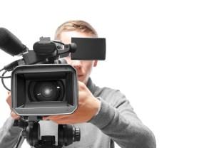 Video camera operator, filmmaking, Super Bowl, commercial