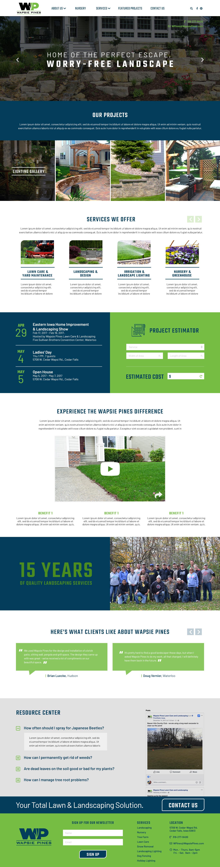 Homepage #2