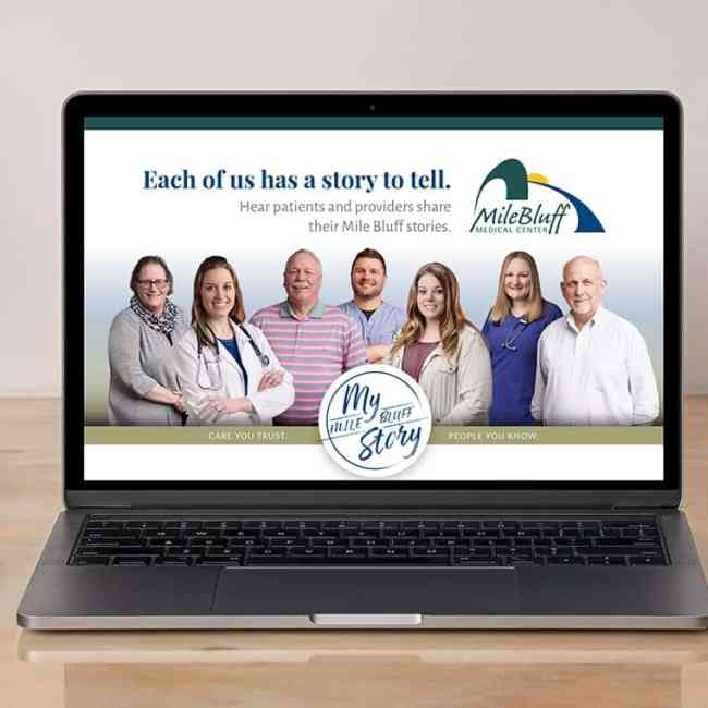 Mile Bluff Medical Center My Mile Bluff Story