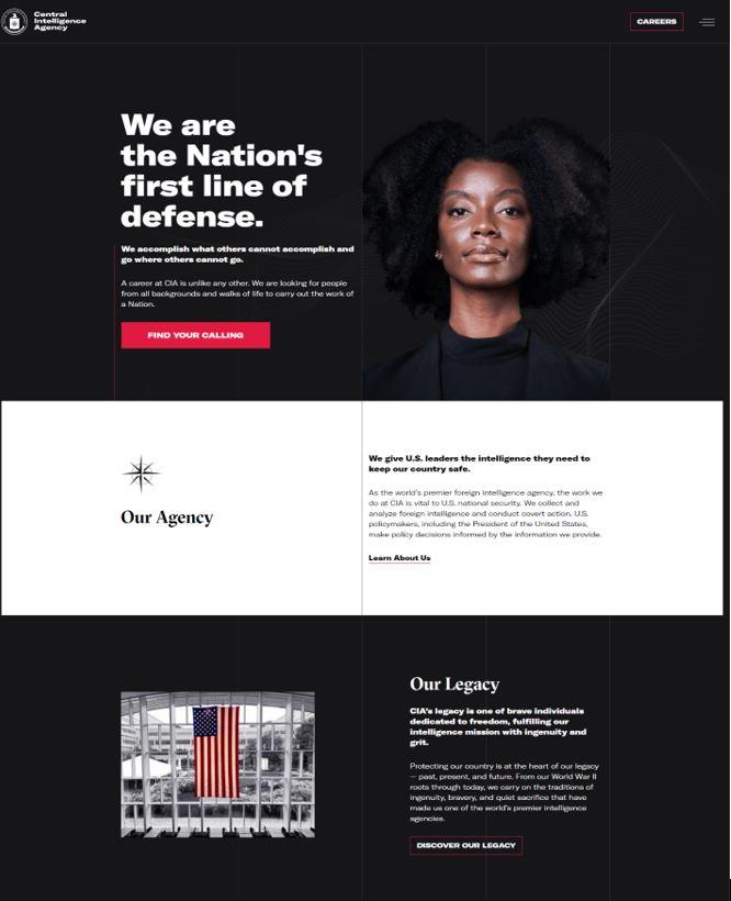 CIA Website