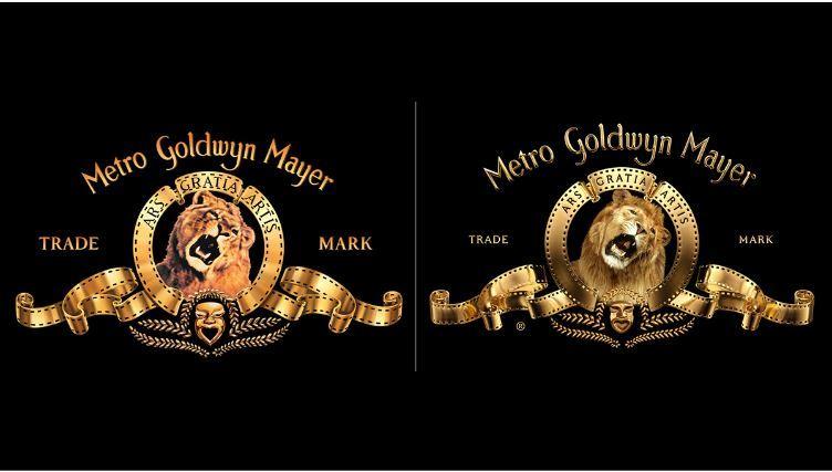 MGM Logo Comparison