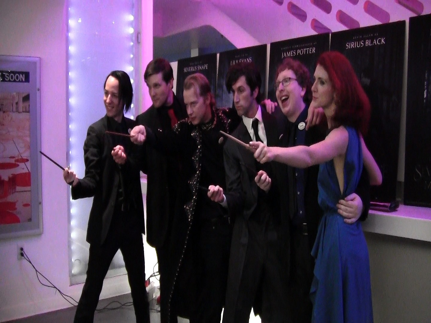 Harry Potter Fan Film 'Severus Snape and the Marauders': The