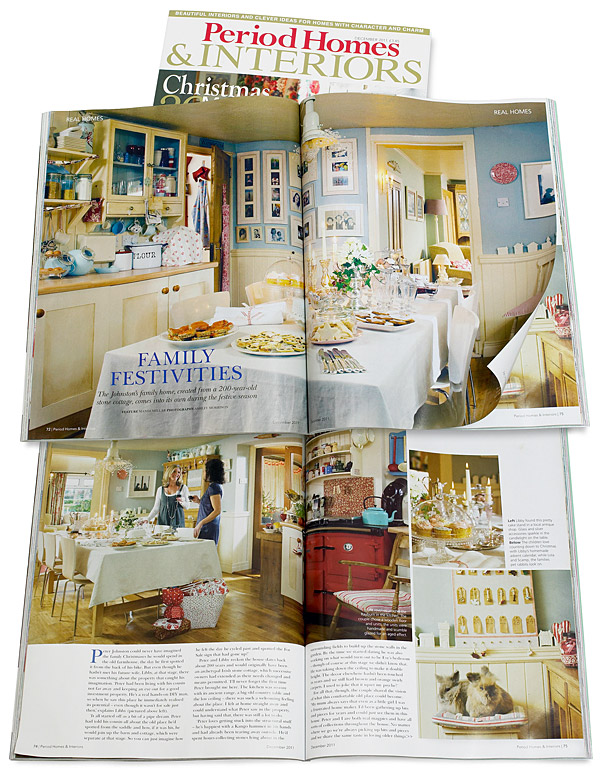 Is The Title Of Our Most Recent Work In The Beautiful Christmas Issue Of Period  Homes U0026 Interiors Magazine U2026