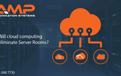 Will cloud computing eliminate Server Rooms?