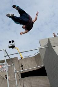 Cato Aspmo sideflip art of motion london