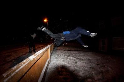 ilabaca snow dive