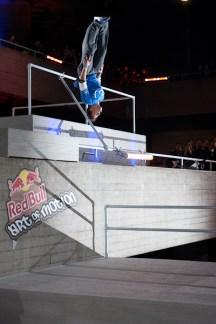 Marcus Gustafsson flash flip art of motion london