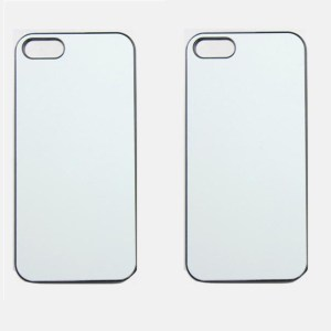 Iphone 5S Carcasa 2D Sublimacion TPU Silicona