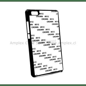 Huawei P8 Lite Carcasa Sublimacion 2D Policarbonato