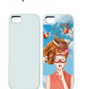 Iphone 5s Carcasa Sublimacion 2D Policarbonato