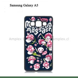 Galaxy A5 Carcasa 2D PC