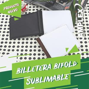 Billetera de hombre Bifold