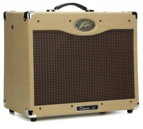 S For The Peavey Classic 30