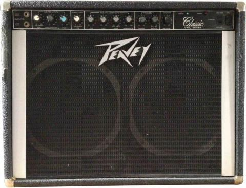 S For The Peavey Classic And Vtx