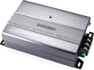Kenwood KAC-M3001 600W 1-Channel – Class D Amplifier