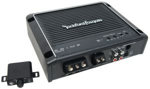 Rockford Fosgate R500X1D Prime 1-Channel