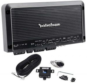 Rockford Fosgate R600X5 Prime 5-Channel – Class AB/D Amplifier