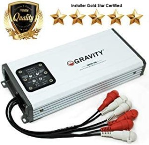 Gravity GBR300.4DM Micro Ultra Compact Digital Amplifier