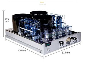 YAQIN MC-13S EL34 (6CA7) 4 Vacuum Tube Integrated Push-Pull Amplifier