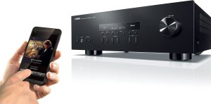 Yamaha R-S2020BL Stereo Receiver
