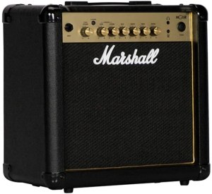 Marshall MG15GR Speaker Amplifier