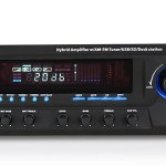 300W Digital Stereo Receiver System