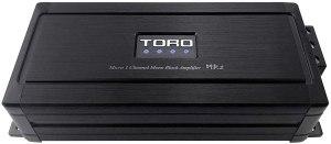Toro Tech Monoblock Car Amplifier