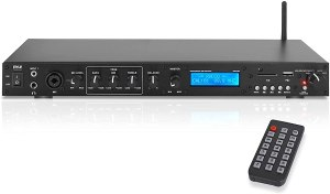 Pyle Rack Mount Studio Preamplifier PPRE70BT