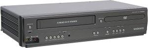 Magnavox DV225MG9 DVD/VCR Player